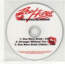 (GO300) The Humour, One More Drink - 2009 DJ CD