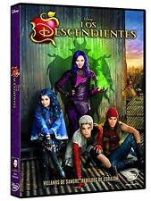 Los Descendientes DVD DISNEY ESPAÑOL NUEVO