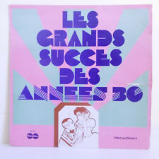 """33T LES GRANDS SUCCES DES ANNEES 30 Vinyle Stereo LP 12"""" DIXAN 3 CARABINE 15170"""