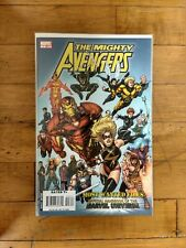 MARVEL The Mighty Avengers #1 Most Wanted Files Unread Condition