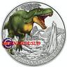 3 Euro Commémorative Autriche 2020 - Dinosaure Tyranosaure