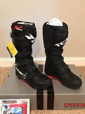 TCX X-Helium Michelin Black Offroad Boots Size 11 US/ 45 Euro