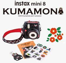 KUMAMON x Fujifilm FUJI Instax Mini Instant Film Camera Limited Gift Set 8 9