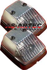 T - 223015 Mercedes Benz Clase G señales luminosas lámparas conjunto blanco