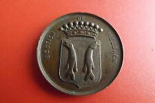 *Seltne! Luxemburg * Bronze-Medaille 1888 / ca.42mm - 29,3g.*  (Schub14)