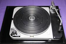 Thorens TD 124/II Hi-FI Turntable, grundüberholt *** Top Zustand *** Plug & Play