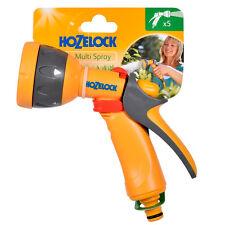 Hozelock Push Fit Hosepipe Sprinkler Garden Water Multi Sprayer Hoselock