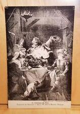 E12) Postcard 21. CHATEAU de PAU - Henri IV Meunier Michaud food table dog