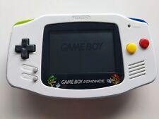 Nintendo Game Boy Advance GBA Handheld System SNES Ltd Edition -REFURBISHED-