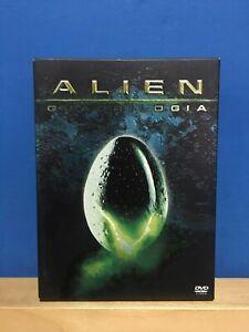 Alien - Quadrilogia - Cofanetto 9 DVD - 20th Century Fox - Fuori Catalogo