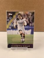 Topps The Lost Rookie Card UCL Gareth Bale 2010/11 Tottenham Hotspur RC Spurs
