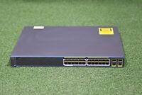 Cisco WS-C2960-24PC-L Catalyst 2960 24 Ports Managed Switch PoE Switch - 1YrWty