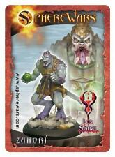 Warhammer Warriors of Chaos Tzeentch or Slaanesh Mutant with Sword & Orb (OOP)