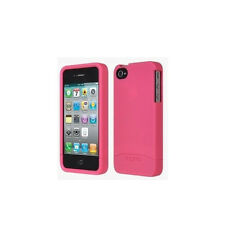 Pink Incipio Apple iPhone 4 4S EDGE Hard Shell Slider Carrying Case Cover