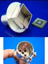 2PC for soldering 850 Hot Air Stations Gun Rework BGA Nozzle 26 X 26MM 28 X 28MM