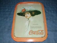 SODA AD DRINK DELICIOUS COCA COLA METAL TRAY