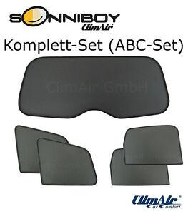ClimAir Sonniboy Sonnenschutz Skoda Octavia IV Combi Kombi 2020- Scheibennetze