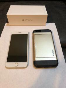 Apple iPhone 6 - 128GB - Gold (Sprint) A1586 (CDMA + GSM)