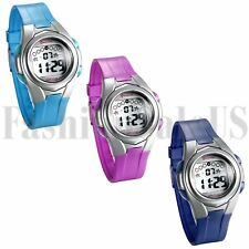 Fashion Jelly Kids Children Wrist Watch Boy Girl New Baby Electronic Watches New