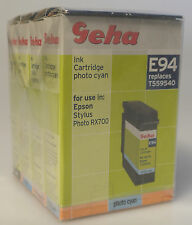 (PRL) GEHA CARTUCCE COMPATILBILI PER EPSON STYLUS PHOTO RX700 LOT CARTRIDGES NOS