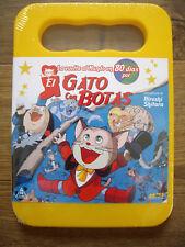 El gato con botas:La vuelta al mundo en 80 días - DVD Nuevo - Toei Animation
