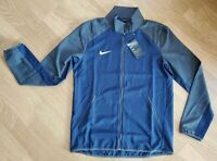 Nike Dry Woven Full Zip Running Track Jacket Men's Small Navy 824407-419 S NWTs