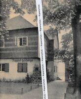 Düsseldorf - Jugendherberge Adenau - um 1925 - selten!   N 7-19