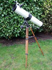 "VintageReflector Astronomy Telescope Telstar Precision Optics Japan D=4""F=900mm"