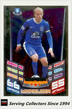 2012-13 Match Attax Extra Series Captain Card #C4 Phil Neville (Everton)