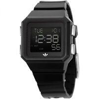 New Adidas ADH4003 Black Digital Watch Peachtree  Mens Womens Unisex Sport Water