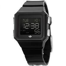 Adidas ADH4003 Black Digital Watch Peachtree  Mens Womens Unisex Sport Training