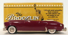 Brooklin 1/43 Scale BRK79  - 1951 Chrysler Imperial Convertible Maroon