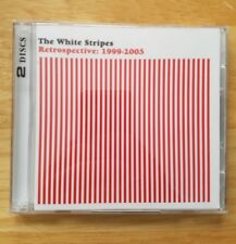 The White Stripes Retrospective: 1999 - 2005 CD/DVD RARE