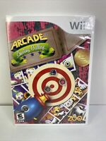 Arcade Shooting Gallery (Nintendo Wii, 2009) Brand NEW Factory Sealed