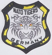 Aufnäher Patch NATO TIGERS Germany Schleswig AG 51 / TaktLwG 51 ........A4581