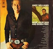 Disques vinyles Andy Williams LP