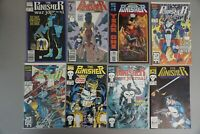 The Punisher 1988 Marvel LOT of 73 comics War Journal Zone 2099 Annual Special
