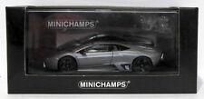 Voitures miniatures en métal blanc pour Lamborghini
