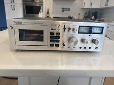 Technics model RS-676US front-loading cassette deck 100% Working