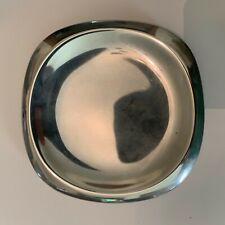 Nambe W161 Square 6 inch Dessert Plate J