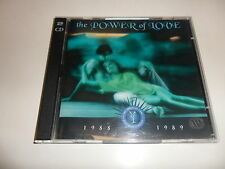 CD  The Power of Love: 1988 - 1989  2 CD Set