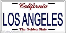 Los Angeles License Plate - 3212