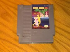 Castle of Dragon Nintendo Nes Cleaned & Tested Authentic