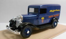 Eligor 1/43 Scale Diecast Model 1070 FORD V8 CAMIONNETTE 1934 FOOD SERVICE BLUE