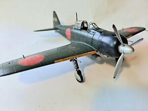 "Hasegawa 1/48 Mitsubishi A6M5 Zero Type 52 ""Early Version BUILT"