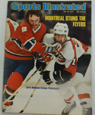 Sports Illustrated Magazine Montreal Stuns The Flyers May 1976 NO ML 052315R