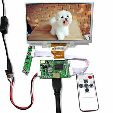 """HDMI Input LCD Controller Board With 7"""" AT070TN90  800x480 LCD Screen"""