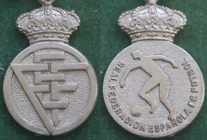Rare Spain Football Association Keychain
