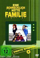 EINE SCHRECKLICH NETTE FAMILIE, Season 4 (3 DVDs) OVP