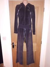Ladies Lypsy Tracksuit grey Size 10